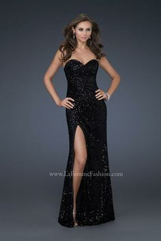 7f82196794 La Femme 16546 at Prom Dress Shop-ABSOLUTELY IN LOVE! Ordered it in navy