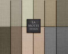 Linen digital paper linen textures vintage fabric by Lamottedesign