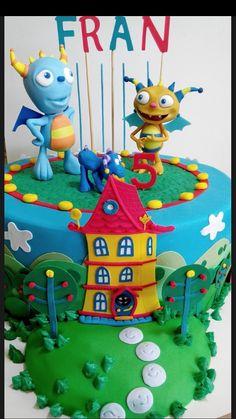 torta monstruito Henry