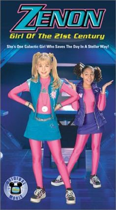 i want to go back to the 90s. i want movies like zenon and tv shows like so weird on disney channel again; i want to wear tacky butterfly clips in my hair; i want to listen to 98 degrees with no shame. 333 reasons why being a girl in the 90s was awesome.