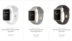 Apple Drops Price For Apple Watch Series 1 and iPad Pro