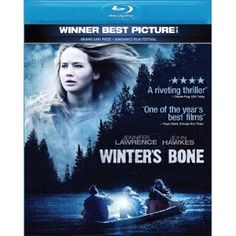 Winter's Bone.  The book was fantastic and who doesn't love Jennifer Lawrence in this movie?