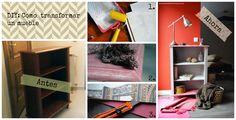 Tutorial para renovar un mueble