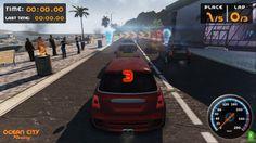 Ocean City Racing es un juego de conducción indie mundo abierto impulsado…
