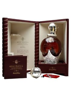 One of the most exclusive releases from the distillery, The Royal Brackla 35 Year old is limited edition of just 100 decanters, produced to celebrate both the 200th anniversary of the distillery an...