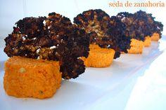 Pastel de pimientos con morcilla crujiente – por SEDA DE ZANAHORIA | LasdosCastillas.net