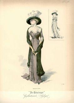 Uit Augustus 1909
