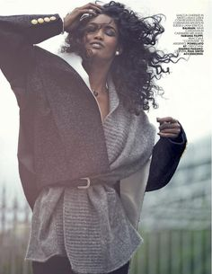Grey Light (Marie Claire Italy)