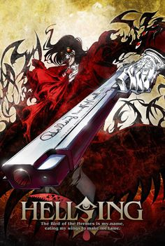 Hellsing Ultimate - Yes! This is how vampires should be - all gun slinging and totally bad-asses - all the characters are. Man oh man, this series is bloody good (pun intended).
