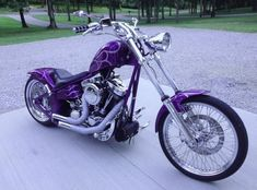 Custom Built Chopper, 100ci engine, New Custom Paint,  Must See!, US $7,600.00, image 5