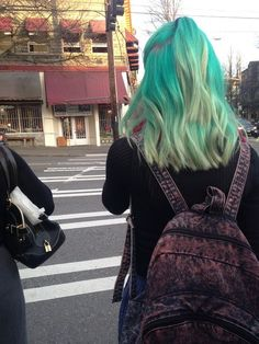"""""""You've already done that colour!"""" """"Dude, I've lived for 3000 years. I promise it's okay for me to dye my hair the same colour more than once."""""""