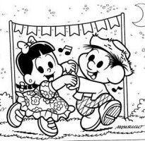 desenhos de festa junina 2