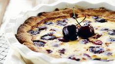 Kirsikkapiirakka | Makeat leivonnaiset | Reseptit – K-Ruoka Something Sweet, Margarita, Deserts, Pie, Sweets, Cookies, Baking, Recipes, Food