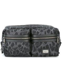 DOLCE & GABBANA Leopard Print Bumbag. #dolcegabbana #bags # #