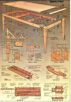 Wood Bench Plans Furniture Plans and Projects
