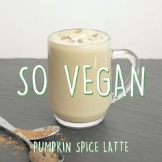This recipe includes really simple methods for pumpkin puree and pumpkin spice. We usually make batches of both and use them for the latte during the week! The latte recipe is really simple and delicous, and the soya milk goes really well with the flavour of the spices. Enjoy and #HappyHalloween from the So Vegan team! Makes 1 latte: ———Ingredients——— For the puree… Small pumpkin For the pumpkin spice… 1 tsp cinnamon 1/4 tsp ground ginger 1/4 tsp nutmeg 1/8 tsp allspice For the latte… 1 tbsp…