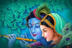 Ads Art Poster Wall decorative and Personalise Greeting cards Lord Krishna Images, Radha Krishna Pictures, Radha Krishna Photo, Krishna Art, Krishna Photos, Radhe Krishna Wallpapers, Lord Krishna Wallpapers, Pichwai Paintings, Indian Art Paintings
