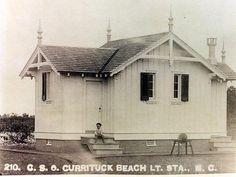 Currituck Beach Lightstation History
