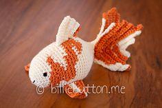 Mesmerizing Crochet an Amigurumi Rabbit Ideas. Lovely Crochet an Amigurumi Rabbit Ideas. Crochet Fish Patterns, Amigurumi Patterns, Crochet Stitches, Crochet Gifts, Cute Crochet, Crochet Dolls, Crochet Animals, Crochet Projects, Free Pattern