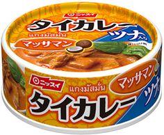 タイカレー缶詰から添加物 ニッスイが自主回収newsclip日本水産(東京都港区)は16日、タイで生産するタイカレーの缶詰「ニッスイ タイカレー(マッサマン)」(120グラム、プルトップ缶)から、日本国内で使用が認められていない食品添加物「TBHQ」検出されたため、自主回収すると発表した。「TBHQ」は油の酸化防止剤の一種で、今回の検出量では健康に害を及ぼすことはないという。