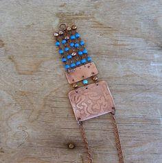 Marrakech; długi naszyjnik w stylu boho - Feminine - Naszyjniki