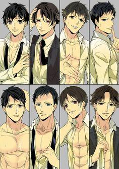 Joker Game, Man Character, Character Design, Showa Era, Hot Guys, Novels, Animation, Games, Anime Stuff