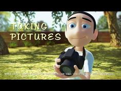 Using a Cute Short Film to Help Teach Body Language