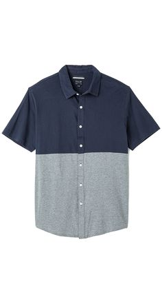 RVCA Smoothed Out Short Sleeve Shirt
