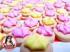 Iced Gems   Mutherfudger #recipe #childhood #memories #sweets #nostalgia
