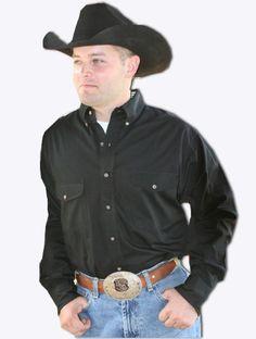 Walls Men's Western Button Shirt Long Sleeved « Clothing Impulse