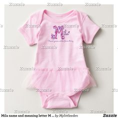 Shop Tamara girls name & meaning T monogram clothing Baby Bodysuit created by Mylittleeden. Personalize it with photos & text or purchase as is! Baby Girl Onsies, Baby Tutu, Baby Girls, Baby Baby, Girl Tutu, Onesies, Baby Monogram, Monogram Shirts, Rodeo Cowgirl