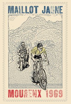 opsalsport - Maillot Jaune, $25.00 (http://www.opsalsport.com/maillot-jaune/)