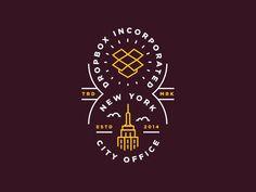 NYC Badge Logo Type