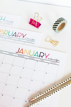 The TomKat Studio: 2015 Printable Calendar…