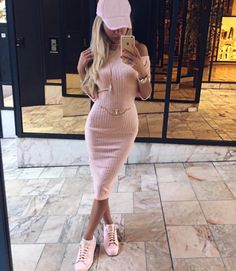 Find images and videos about girl, fashion and beauty on We Heart It - the app to get lost in what you love. Mode Outfits, Trendy Outfits, Dress Outfits, Summer Outfits, Dress Up, Bodycon Dress, Girl Fashion, Fashion Outfits, Womens Fashion
