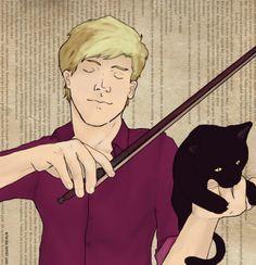 """Diana Wynne Jones - """"Cat"""" Chant"""