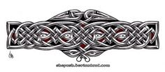 Celtic armband 2 by shepush