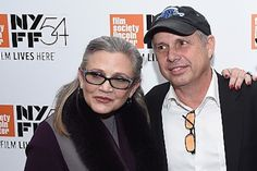 """Carrie Fisher, who suffered a heart attack on a transatlantic flight Friday, is """"out of emergency"""" and in stable condition at the UCLA Medical Center"""