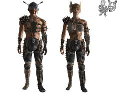 Raider Painspike Armor please put this in fallout 4 Fallout 3 Armor, Fallout Raider, Fallout Mods, Fallout Art, Apocalypse Armor, Post Apocalypse, Fallout 3 Characters, Chinese Stealth Armor, Mechanic Jumpsuit