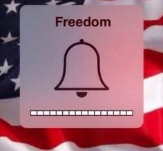 Oh, I'm sorry. I can't hear you over my freedom. #TFM