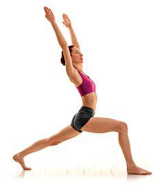 Slim, Calm, Sexy Yoga Lower-Body Workout | Fitbie