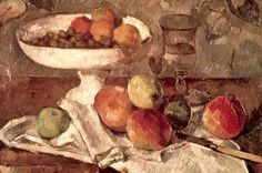 Paul Cézanne's Still Life