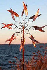 Wind Sculpture....Ohhh wouldn't it be nice! Watch video on site!