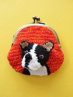 Knitted animal purses - check out the other designs, they are really impressive. Not a free pattern, but great inspo nevertheless.