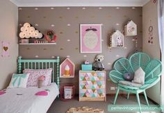 Wow OMG ♥ Sooo Cute and Kawaii Room ♥ I Need this ♥
