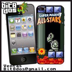 Case Huesitos en Super Mario All stars para la consola Snes   #pixelart Te elaboramos cualquier diseño de videojuegos. Más información en bit8dos@gmail.com
