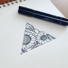 coolTop Tiny Tattoo Idea - My favorite flowers for my sternum tat?...