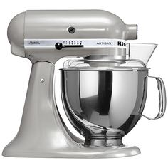 KitchenAid Artisan Metallic Chrome Food Mixer With FREE Gifts