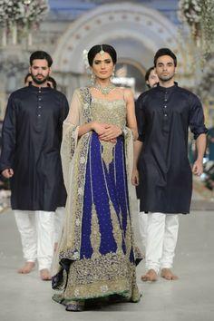 Mehdi- Pakistani Bridal Fashion at Pantene Bridal Couture Week 2013 PBCW Lahore