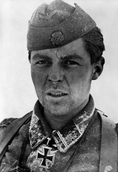 The Dutch volunteer Gerardus Mooyman was awarded the Knight's Cross, the highest award made by Germany to recognize extreme battlefield bravery, on 20 February 1943.
